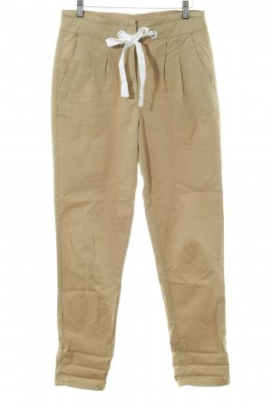 Edited Stoffhose beige Casual-Look