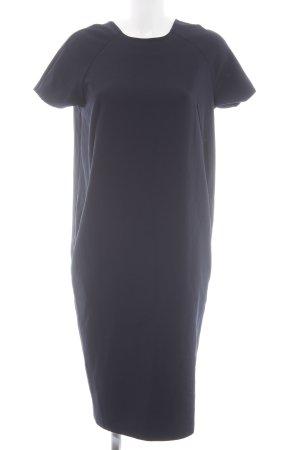 Edited Vestido elástico azul elegante