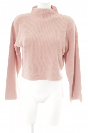 Edited Strickpullover rosa Casual-Look