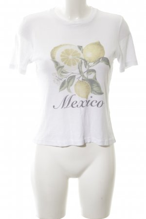 Edited T-Shirt mehrfarbig Casual-Look