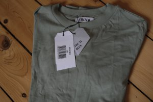 Edited T-shirt Mint Grün neu