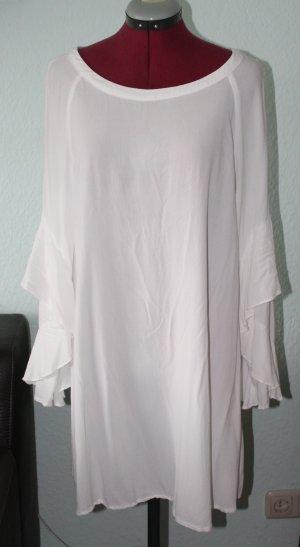 EDITED the label Kleid 'Joanna' Gr.36 weiß mit Flatterärmeln Minikleid
