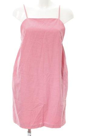 Edited Trägerkleid rosa schlichter Stil