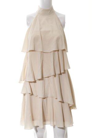 Edited Volante jurk veelkleurig elegant