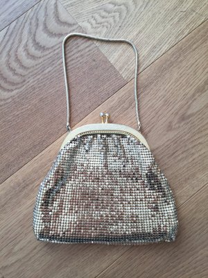 Carry Bag gold-colored metal