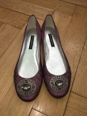 Beverly Feldman Instappers bruin-paars