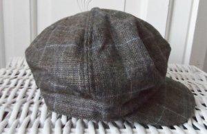 edle Baskenmütze von ESPRIT Grau Anthrazit nur 1 x getragen