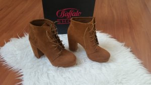 edle beige sehr bequeme Boots