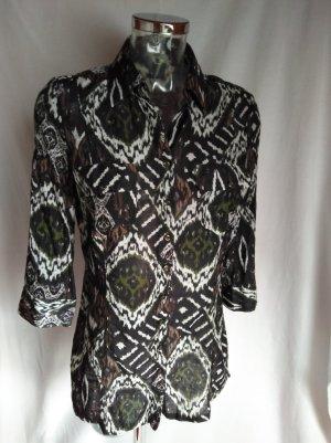 edle Bluse aus Seide/Baumwolle! Neuwertig!