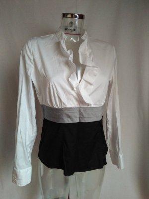 edle Bluse mit vielen schönen Details