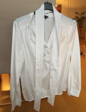 More & More Blouse brillante blanc