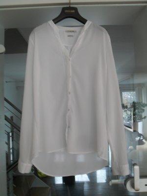 Edle Bluse von Rich & Royal in weiß - NEU - Designerware -