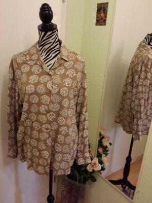 Edle Bluse von Theresa König aus weicher Viskose
