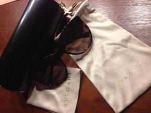 Bulgari Sunglasses dark brown-brown