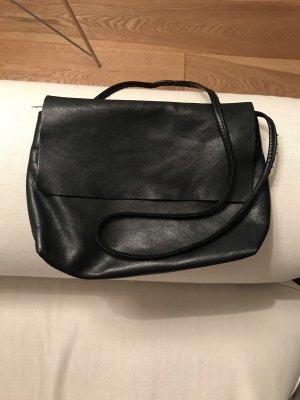 Edle COS Ausgeh-Tasche zum Umhängen (Schwarz)