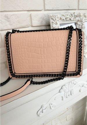Edle Damen Tasche Abendtasche Shopper Handtasche Umhängetasche Henkeltasche