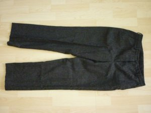Edle Damenhose aus reiner Wolle - mit Alpaka von ST. Emile