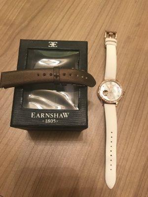 Self-Winding Watch white-brown