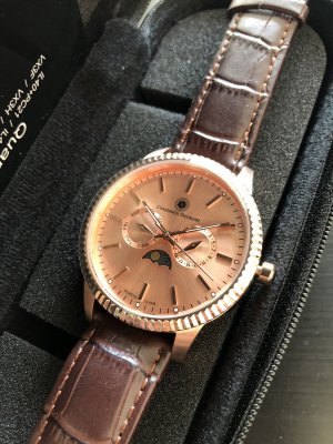 Edle Durmont Armbanduhr