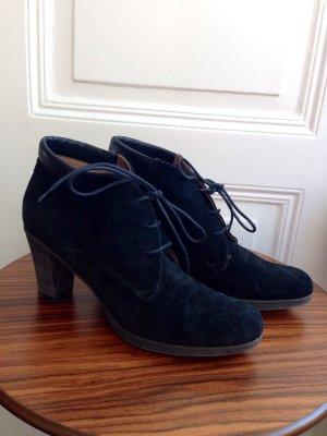 Edle echt LEDER Schuhe, kaum getragen