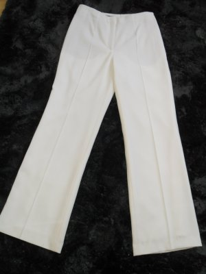 Escada Marlene Trousers white new wool