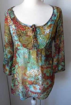 Esprit Tunique-blouse multicolore polyester