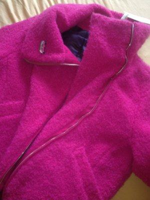 Edle flauschige Winterjacke von org. GAS Neu!!! in angesagtem Berry-Pink