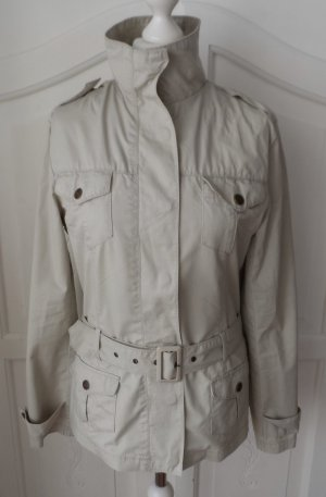 Gina Benotti Safari Jacket beige cotton