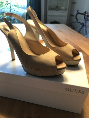 Edle Guess Peeptoes für den Sommer