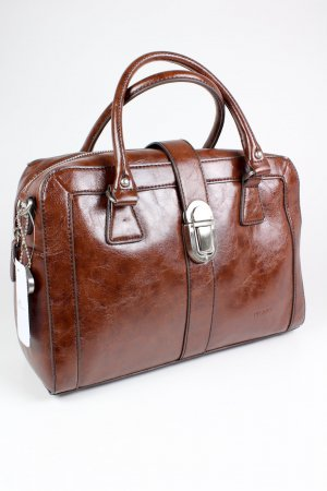 Marc Picard Carry Bag black brown