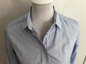 Gant Shirt Blouse azure cotton