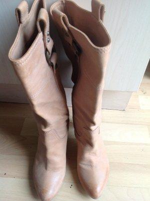 Zalando High Boots multicolored leather