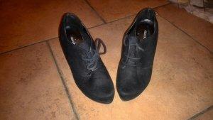 Edle High Heels in black