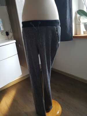 Pantalone fitness nero