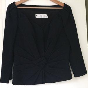 Edle Kurzjacke von Dior in schwarz
