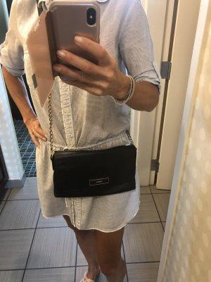 Edle Leder DKNY Handtasche neu w. crossbody Schultertasche NP209$