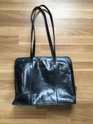 Edle Lederhandtasche von I ponti - Firenze