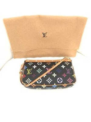 Louis Vuitton Bolso de mano multicolor Lino