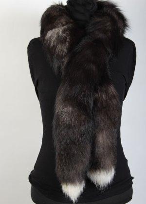 Scarf multicolored pelt
