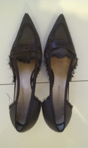 edle Rene Lezard Pumps
