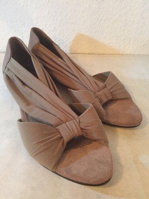 Steve Madden High-Heeled Sandals mauve