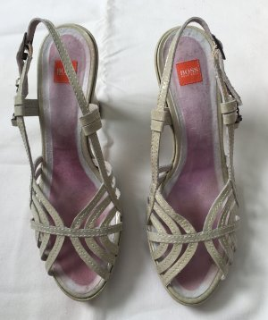 edle Sandaletten von BOSS in Gr. 39