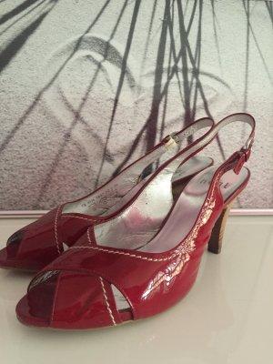 Edle Sandaletten von Högl ~ 1 x getragen ~ Gr. 39