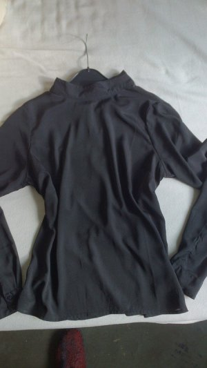 edle schwarze Bluse Vero Moda