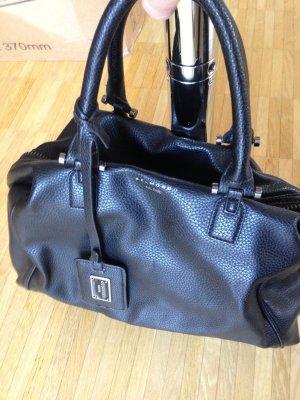 Edle schwarze Handtasche von Belmondo