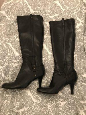 Edle schwarze Stiefel von Aigner Gr.37