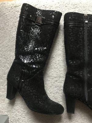 Edle Stiefeletten/ Stiefel vom italienischen Label Brunella, TOP Zustand