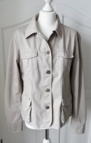 Street One Safari Jacket oatmeal mixture fibre
