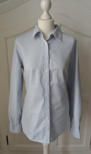 Tommy Hilfiger Blusa de manga larga azul celeste