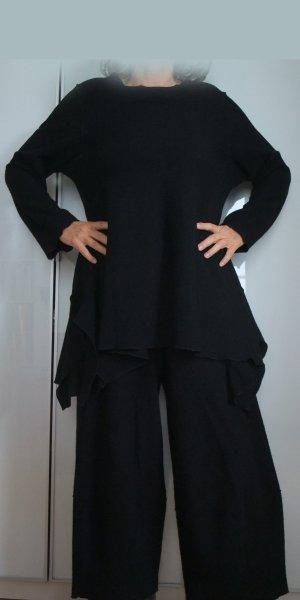 Edle Tunika - Hosen - Kombination aus Wolle von cut loose, Größe 36/ 38,